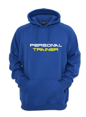 Blusa de moletom Personal Trainer