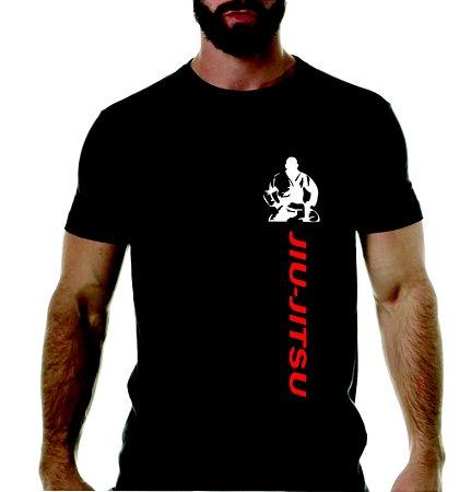 Camiseta Jiu Jitsu - Two2 Create 100% algodão!