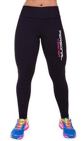 Calça legging feminina Personal Trainer