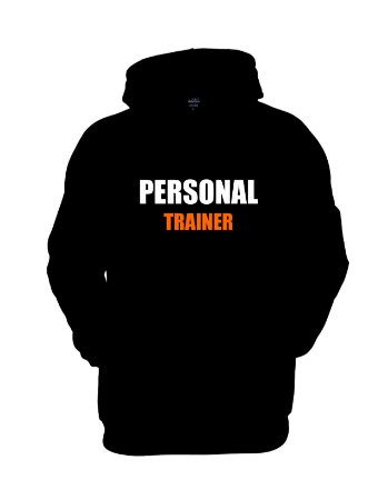 Blusa de moletom Personal Trainer - Create