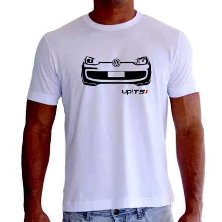 Camiseta VW Up TSi Turbo