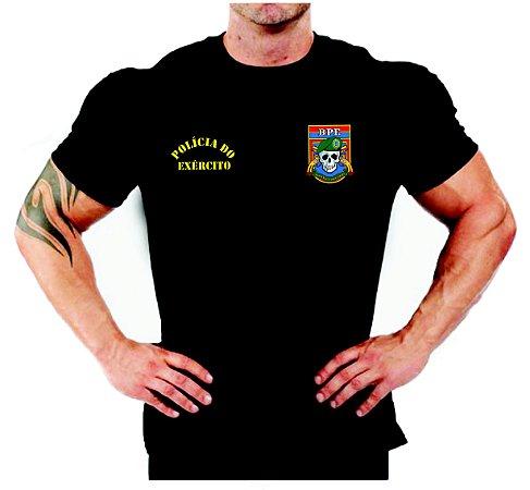 Camiseta Polícia do exército PE