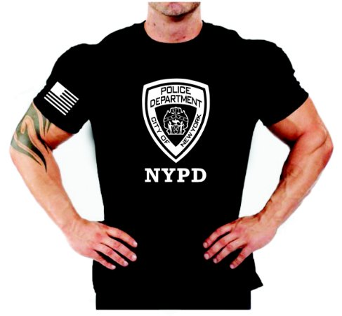 Camiseta Police NYPD USA