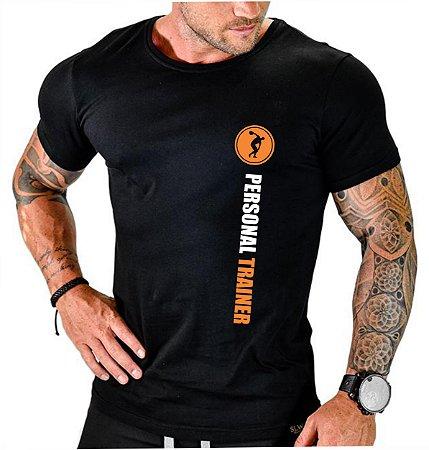 Camiseta Personal Trainer Dry Fit 100% poliamida P01