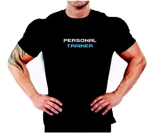 Camiseta Personal Trainer Blue