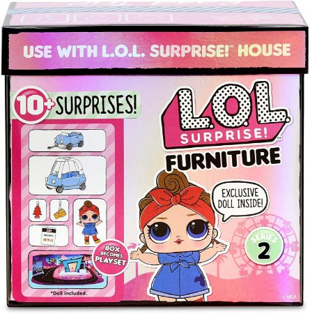 New Lol Surprise Doll House Furniture Set Queen Bee Boutique 10 Surprises Sumo Ci