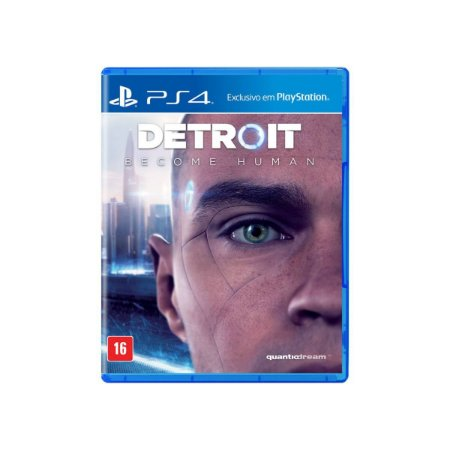 Jogo Game Detroit PS4 - Sony