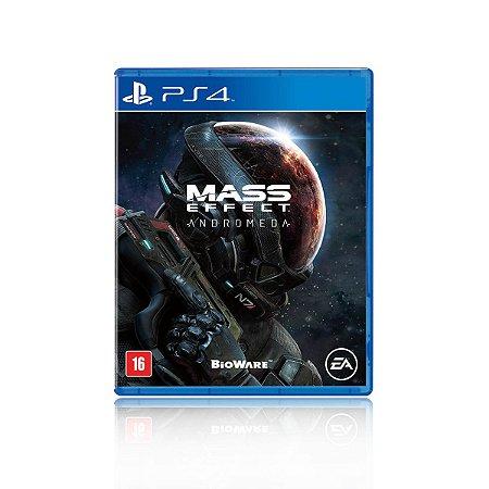 Jogo Game Mass Effect Andromeda - PS4