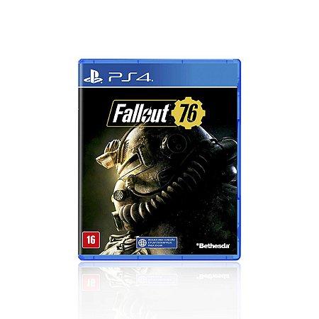 Jogo Game Fallout 76 - PS4