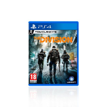 Jogo Game The Division - PS4
