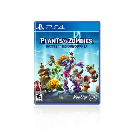 Jogo Game Infantil Plants vs Zombies Battle for Neighborville - PS4
