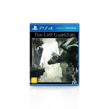 Jogo Game The Last Guardian - PS4