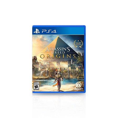Jogo Game Assassin's Creed Origins - PS4