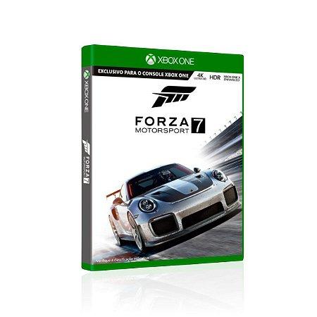 Jogo Game Forza Motorsport 7 - Xbox One