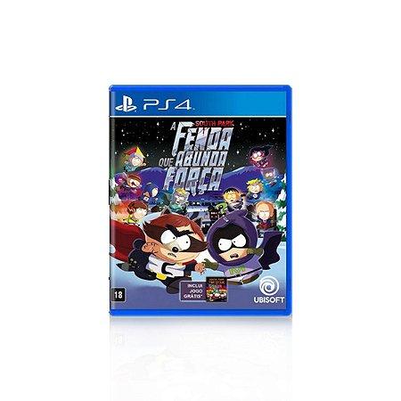 Jogo Game South Park A Fenda Que Abunda Força - PS4
