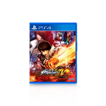 Jogo Game The King Of Fighters - PS4