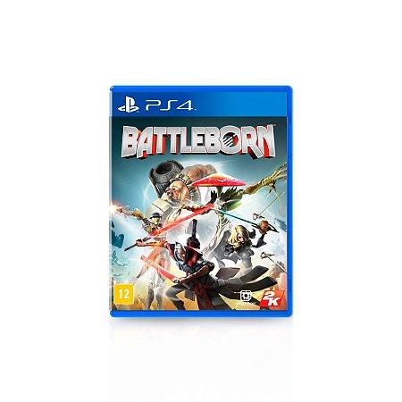 Jogo Game Battleborn - PS4