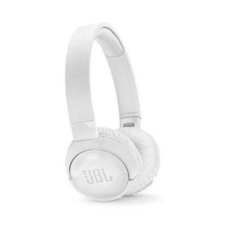 Fone de Ouvido Bluetooth Headphone Tune 600BT Branco - JBL
