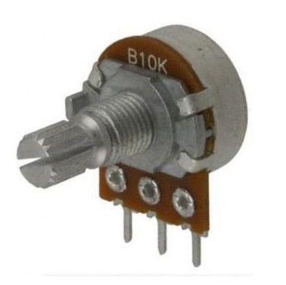 Potenciômetro Linear 10K (10000Ω)