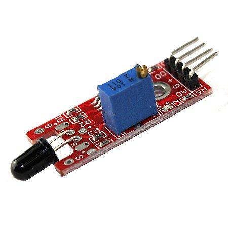 Sensor de Chama / Fogo