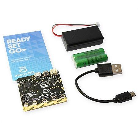 Kit BBC micro:bit e Acessórios