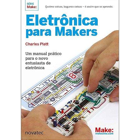 Livro Eletrônica Para Makers