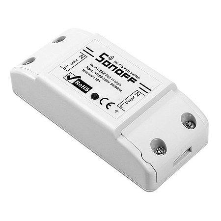 Sonoff Basic Interruptor WiFi