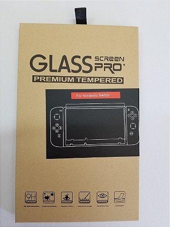 Kit 2 Películas De Vidro Temperado Nintendo Switch Premium