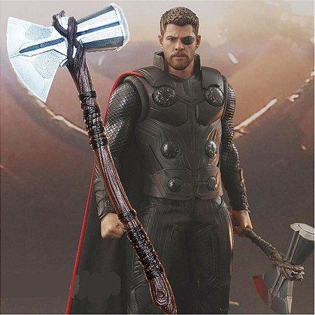 Machado Thor 73cm Stormbreaker Vingadores Martelo Cosplay
