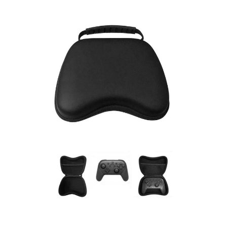 Case Rígido Controle Nintendo Switch Pro PS4 Xbox Joystick