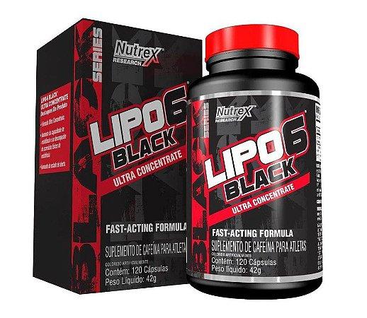LIPO 6 BLACK ULTRA CONCENTRADO