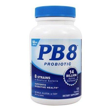 Pb8 Probiotico 120 Capsulas