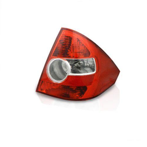 Lanterna Traseira Rufato Fiesta Sedan 2003 a 2010 Passageiro