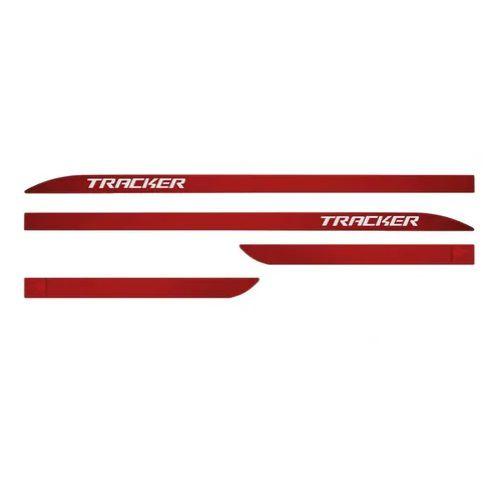 Kit Friso Lateral Sean Car Tracker 2020 Vermelho Chilli