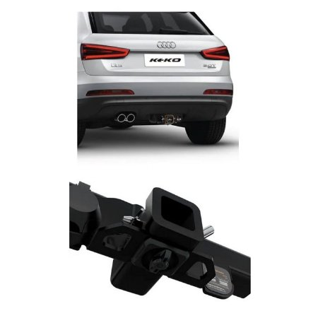 Engate Keko Audi Q3 2014 a 2020 Removível 750Kg
