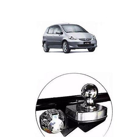 Engate Leve Metalvis Honda Fit 2007 a 2008 400 Kg