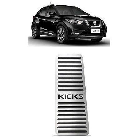 Descanso De Pé Nissan Kicks 2017 a 2021 Aço Inox GPI