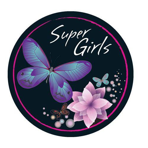 Capa de Estepe Comix Ecosport Crossfox Spin Aircross Super Girls