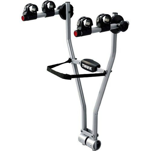 Suporte Thule 2 Bicicletas Para Engate Xpress 970