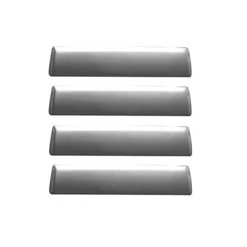 Capa de Maçaneta ShekParts S10 e Blazer 1995 a 2011 4 Portas Cromada