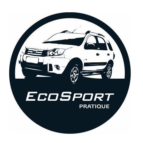 Capa de Estepe Comix Ecoesport Silver Eco
