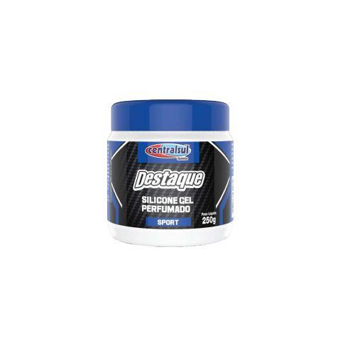 Silicone Perfumado Gel Centralsul Destaque Sport 250g