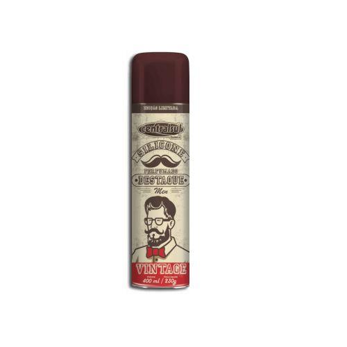 Silicone Perfumado Spray Centralsul Destaque Vintage 400ml