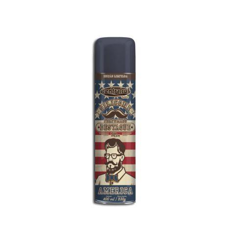Silicone Perfumado Spray Centralsul Destaque America 400ml