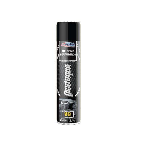Silicone Perfumado Spray Centralsul Destaque V8 400ml