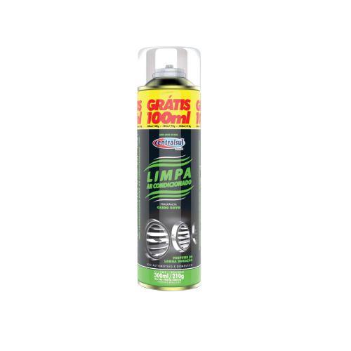 Limpa Ar Condicionado Centralsul Carro Novo 300ml