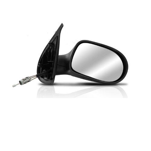Retrovisor SPJ Fiat Palio 2011 a 2017 Attractive 2 Portas Direito com Controle
