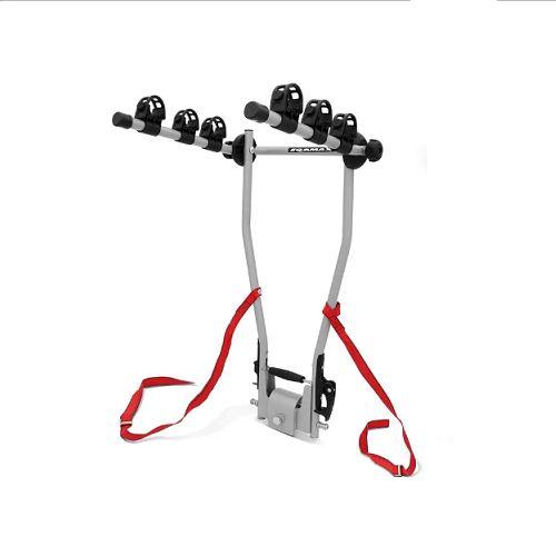 Rack Suporte para 3 Bicicletas Eqmax C3X Fixação Engate
