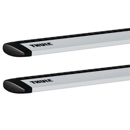 Kit 2 Barras Aluminio Thule Wingbar 969 1270mm