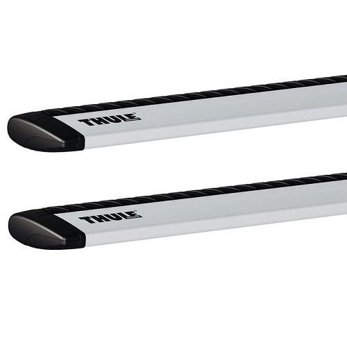 Kit 2 Barras Aluminio Thule Wingbar 962 1350mm